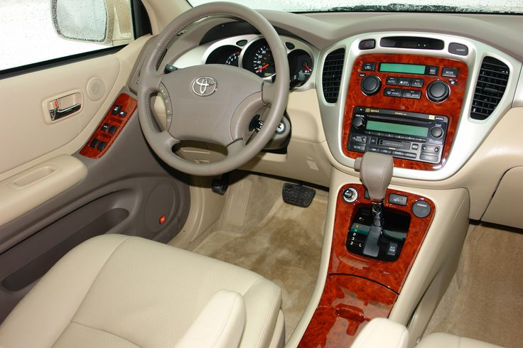 What you need to know before buying a used Toyota Highlander 2001-2007