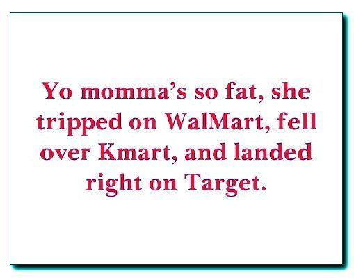 Top 32 yo mama jokes