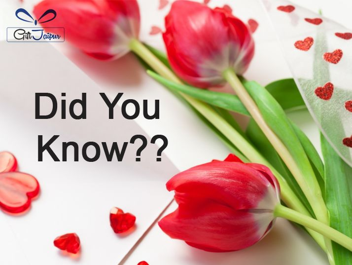 Tulips can grow at a rate of 1 inch per day even after being cut.