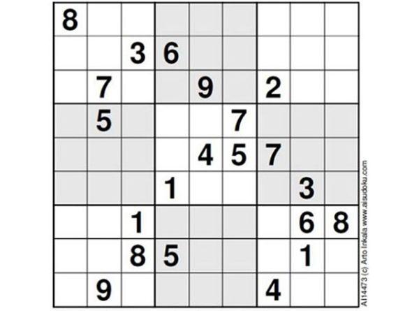 Sudoku mais difícil do mundo