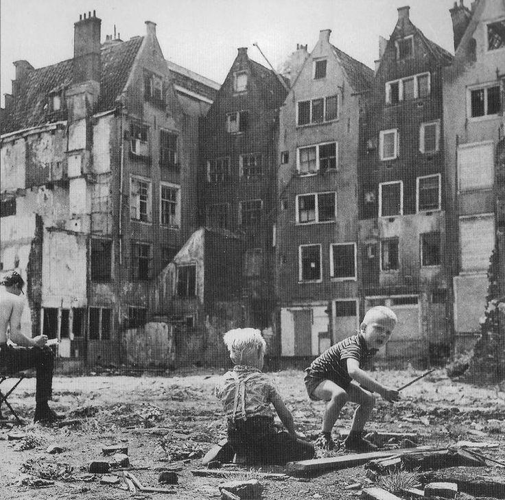 Kattenburg Amsterdam (jaartal: 1960 tot 1970) - Foto's SERC