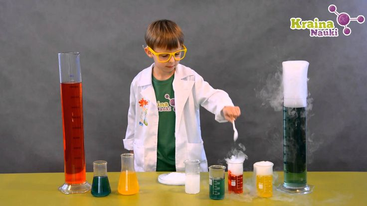 Profesor Kajtek i kolorowe mikstury