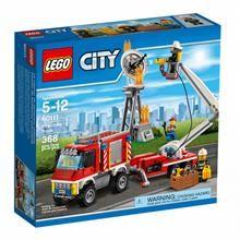 Lego City Fire Ut Truck 60111