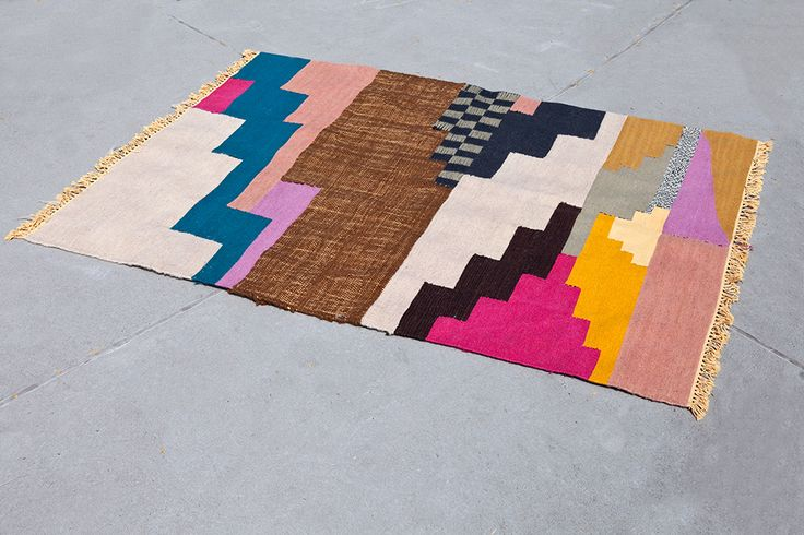 Rug Collection for Anthropologie - New Friends
