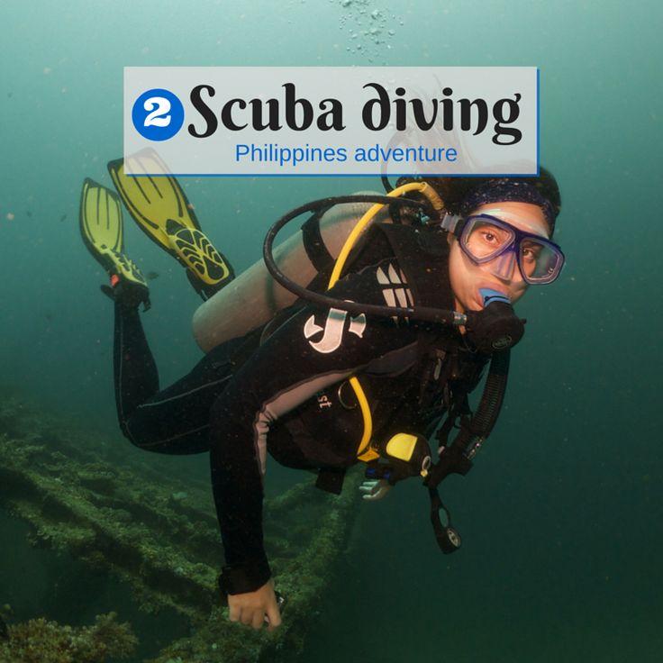 Bucket list highlights 2014:  Go scubadiving
