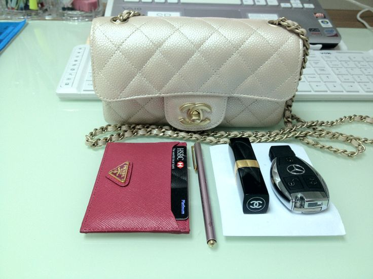 chanel key pouch. what\u0027s in your chanel bag today? chanel key pouch