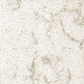 allen + roth 4-in W x 4-in L Sugarbrush Quartz Countertop Sample