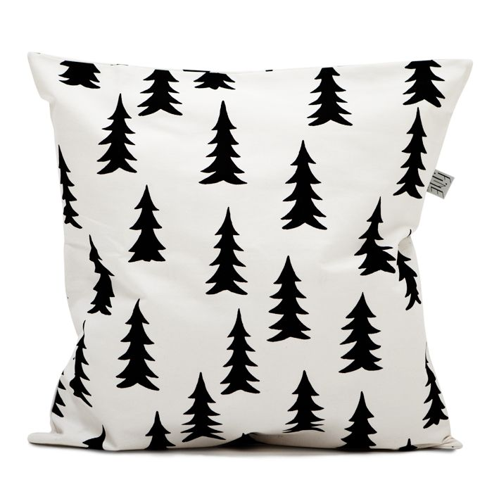 Designed by Swedish artist Elisabeth Dunker, this stylish cushion will add a touch of class to your room. Rock your kids room with this super stylish screen printed cushion. The perfect piece to create a Monochrome ...