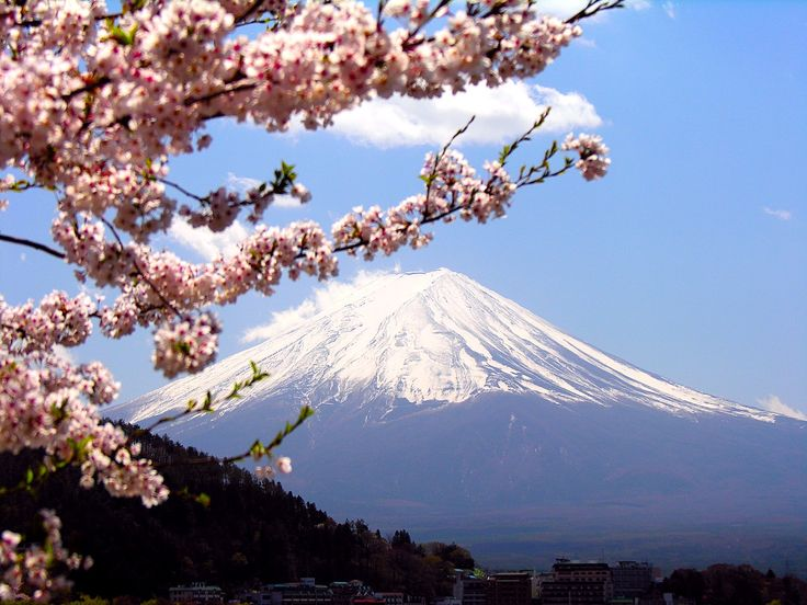 Lived in Japan 2 years teaching High School at the Yokosuka Naval Base American School.  Climbed Mt Fuji.....beautiful!