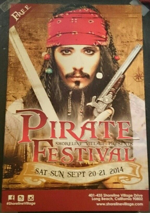 Pirate festival - Long Beach