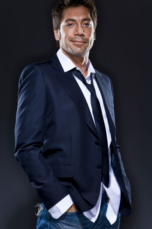 Javier Bardem. Gotta love an accent.