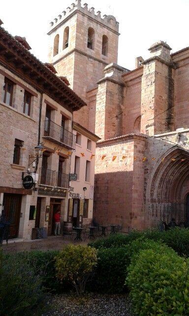 Mora de Rubielos Teruel. Spain