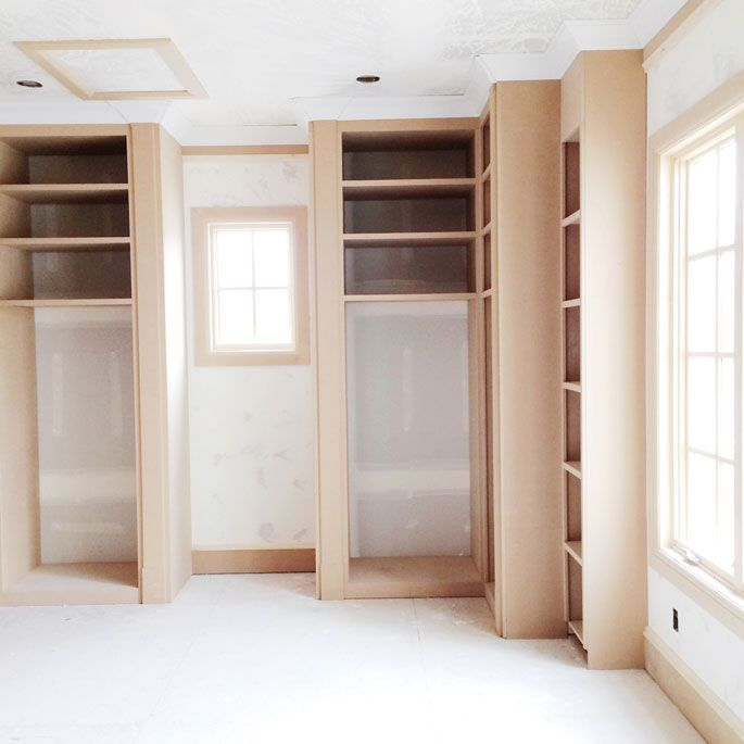 Dream Closet Custom Built Ins Alice Lane Home Collection
