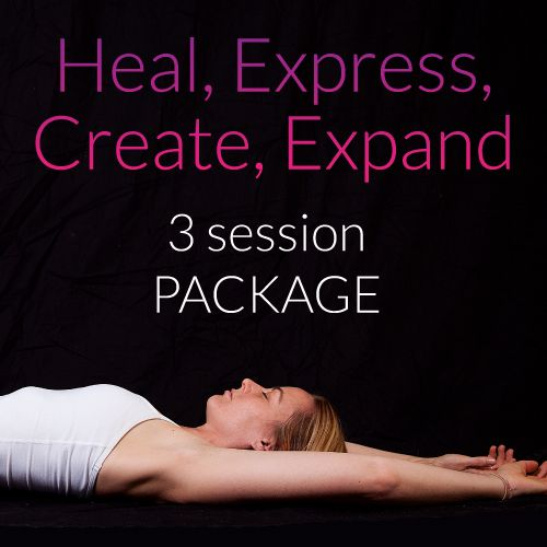 Warrior&Goddess | Riss Carlyon | Yoga, Healing and Coaching | Healing package of 3 sessions.