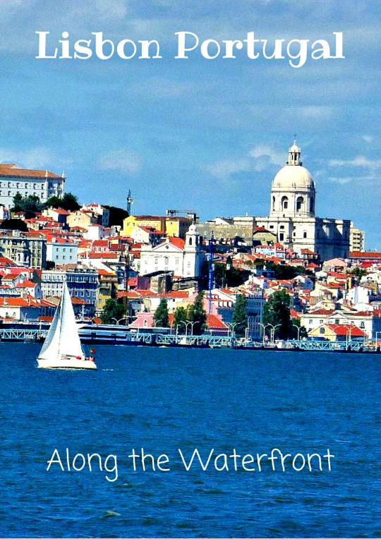 Things to do and see along the waterfront in Lisbon Portugal. Stop at a lively outdoor cafe, sample some of Lisbon's famous egg tarts, and enjoy some of Lisbon's best historical sites. Many accessible by a nice stroll along the coast. Click the pin to find out more! @venturists