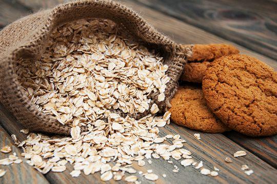 Домашнее овсяное печенье, Официальный сайт кулинарных рецептов Юлии Высоцкой