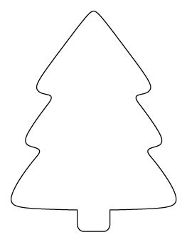 Simple Christmas Tree Pattern                                                                                                                                                      More
