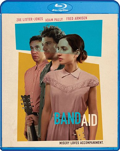 Band Aid, the refreshingly raw, real, and hilarious feature debut from Zoe Lister-Jones, is the story of a couple, Anna (Zoe Lister-Jones, Life In Pieces, New Girl) and Ben (Adam Pally, Happy Endings, The Mindy Project), who can't stop fighting. Advised by their therapist to try and work through their grievances unconventionally, they are reminded of their shared love of music. In a last-ditch effort to save their marriage, they decide to turn all their fights into song, and with the help of…