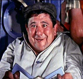 Buddy Hackett (born Leonard Hacker; August 31, 1924 – June 30, 2003)