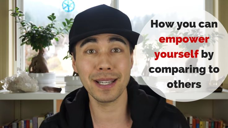 How you can #empower yourself by comparing to others: http://brandonline.michaelkidzinski.ws/how-you-can-empower-yourself-by-comparing-to-others/