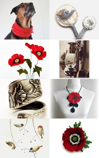 """""""In Remembrance"""" - for Armstice day. Pinned with TreasuryPin.com"""