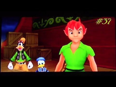Kingdom Hearts Walkthrough/Gameplay Part 37 Fly to Your Heart