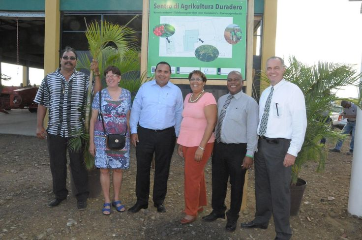 Lijsttrekker De Groene Partij UPB opent groen initiatief