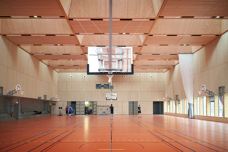 Gallery of Bon Lait Sports Hall / Dietrich | Untertrifaller Architekten - 7