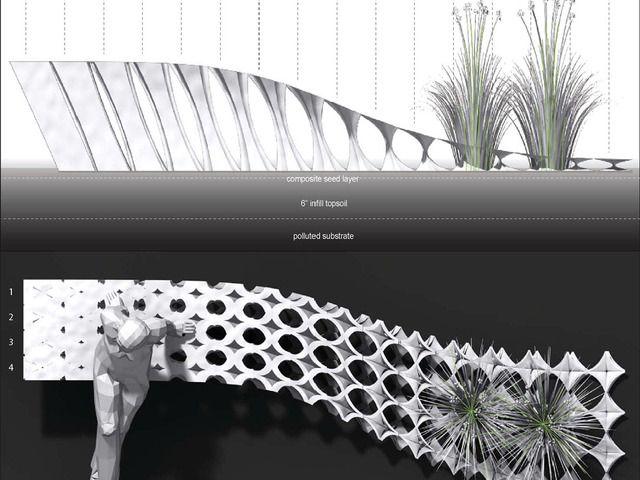 Phytobench: Plant-growing Furniture for Environmental Remediation by SoftRigid — Kickstarter
