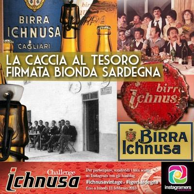 #Birra Ichnusa su Instagram con il suo primo contest fotografico