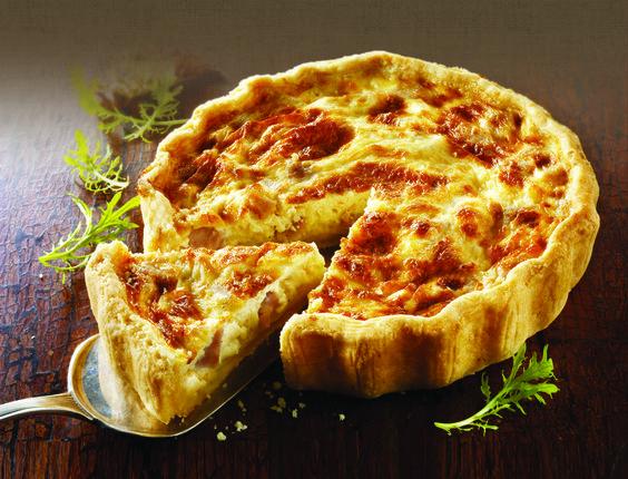 Από τις πιο αγαπημένες γαλλικές συνταγές, προέρχεται από την περιοχή Lorraine, αλλά σερβίρεται σε όλο τον πλανήτη.