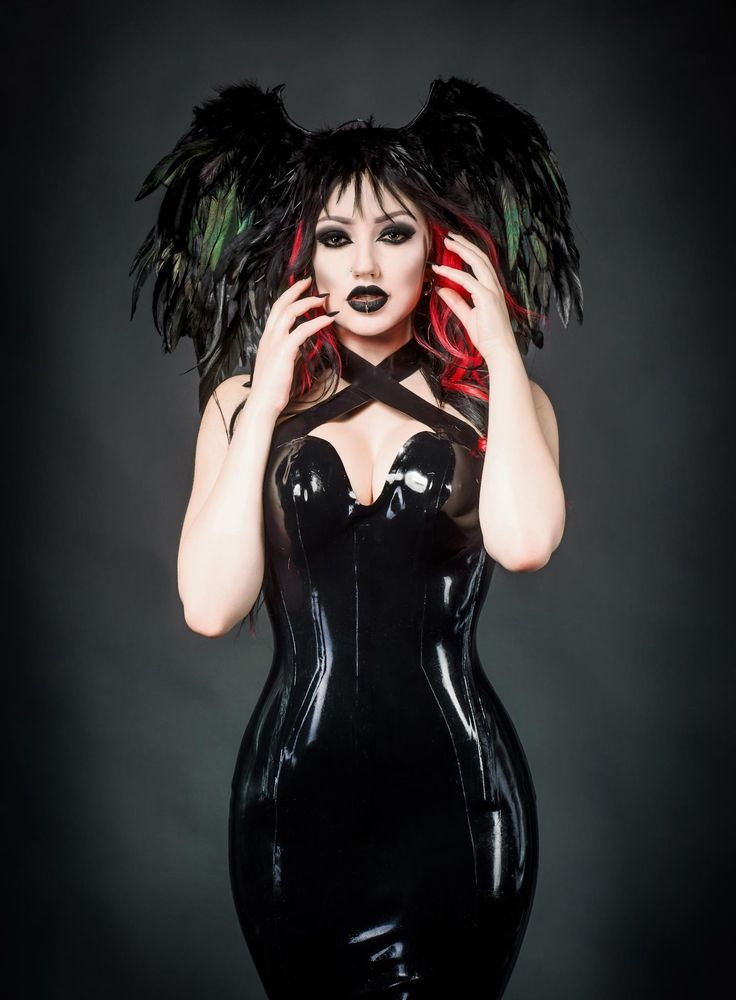 Latex Letter%0A Dani Divine Sinical Magazine Photo  Frankinsella Accessories  Metamorph  Quirky Couture Latex gown  House of Harlot Latex corset  Inner Sanctum    Pinterest