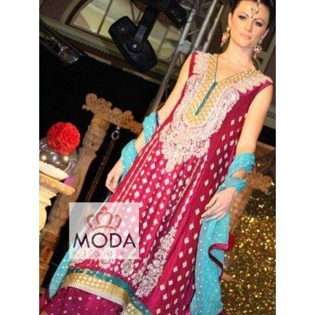 Moda Figura Bridal Sharara Collection
