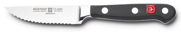 Wusthof Classic 3-Inch Serrated Paring Knife