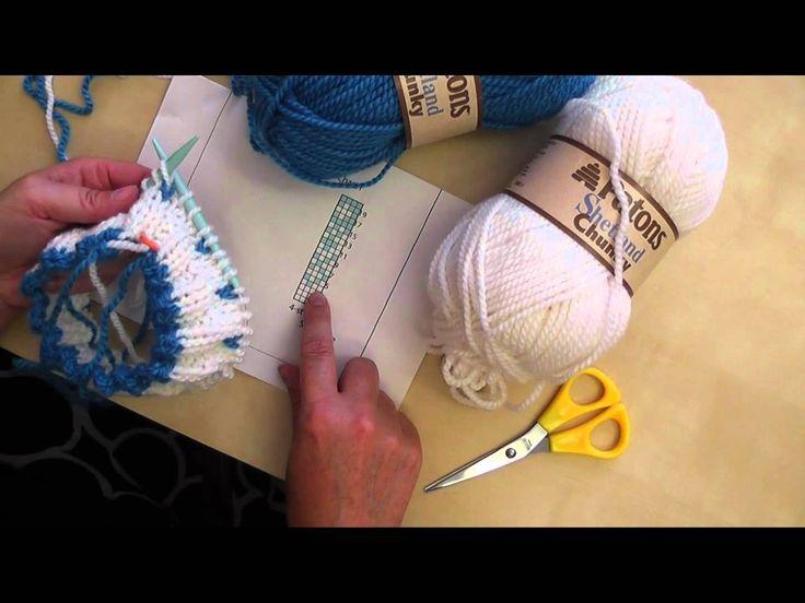 Circular Fair Isle Knitting