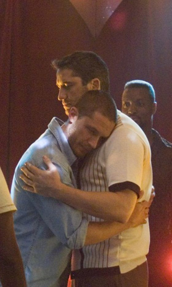 Tom Hardy: Salsa Dancing With Gerard Butler