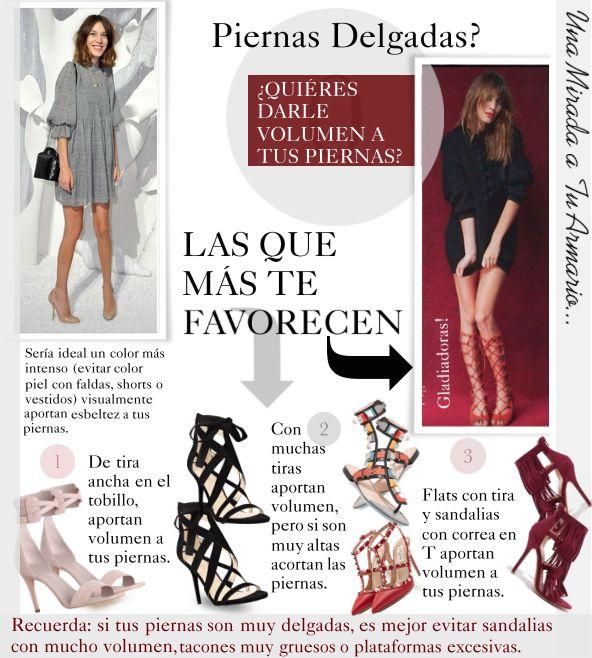 Tienes piernas delgadas y no sabes cuáles son las sandalias que más te favorecen? https://www.facebook.com/UnaMiradaATuArmario/photos/pcb.937095726367922/937095663034595/?type=3&theater