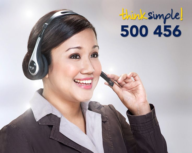 Adira Care : Tim call centre autocillin siap memberikan bantuan 24 jam, Think simple :) Call Adira Care 500456