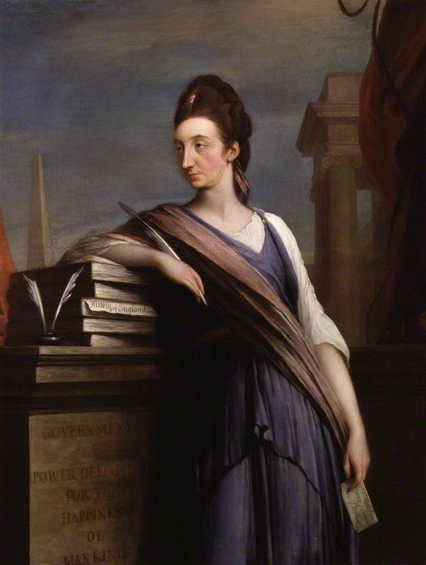 catherine macaulay escribio la historia de la revolucion inglesa