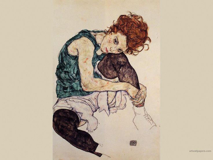 Mostani Slow Art írásom középpontjába egy év elején átélt kiállítás élményemet helyeztem. Ez a februárban látott tárlat a császári galériában volt Bécsben. Témája Klimt, Schiele és Kokoschka nőképei, nő ábrázolásai...