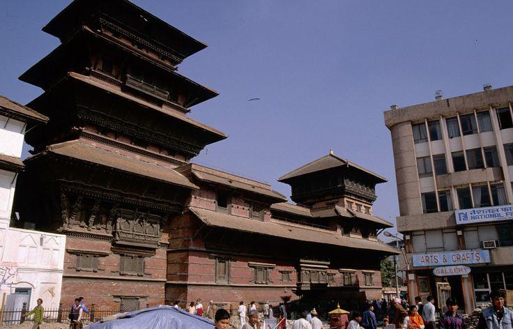 Kathmandu: Palazzo della Dea Vivente
