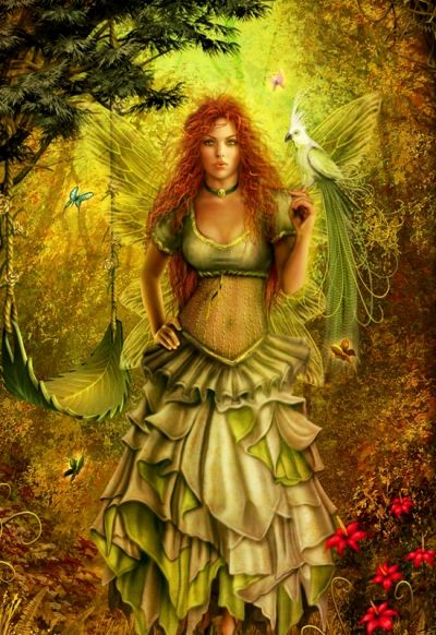 Autumn Fairy ~ Andeavenor