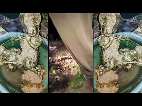 Penemuan Patung Mulia Di speutih Mataram Lampung Tengah