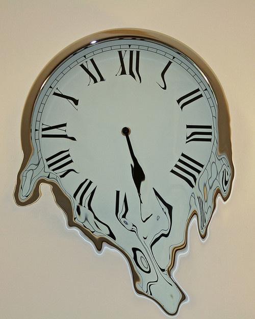 melting clocks related keywords - photo #17