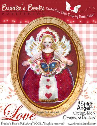 Brooke`s Books Publishing Love a Spirit Angel/ цена 966 рублей