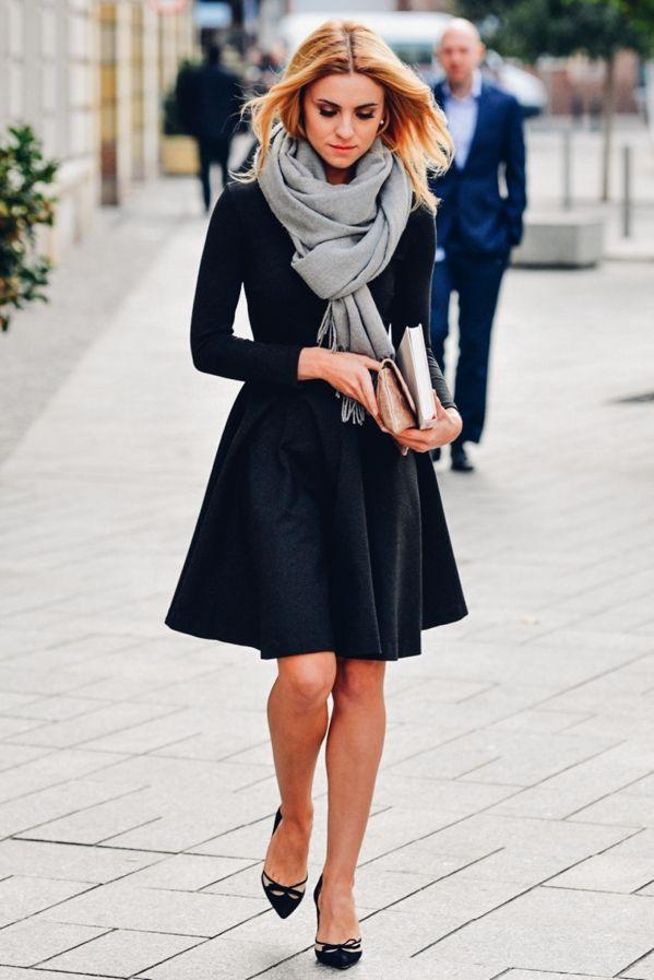 Как выбрать Маленькое Черное Платье? 4 кроя на все времена 3