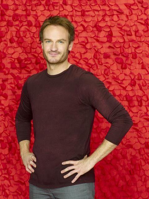 Am thinking Ben might look a bit like Josh Lawson