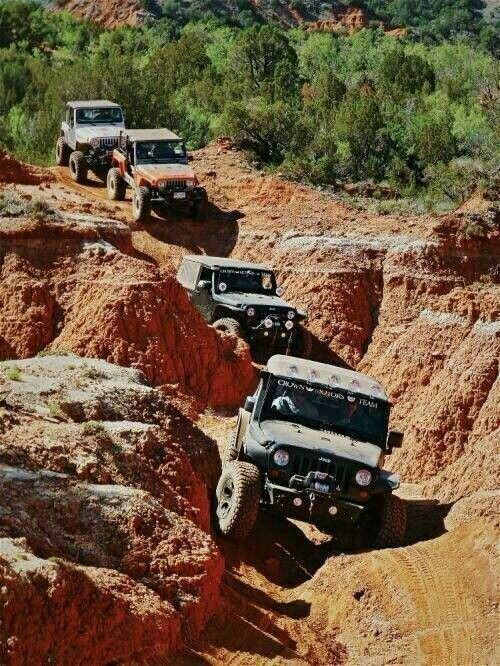 Off Roading Near Me >> 10+ images about Jeep Wrangler YJ/TJ/JK on Pinterest | Red ...