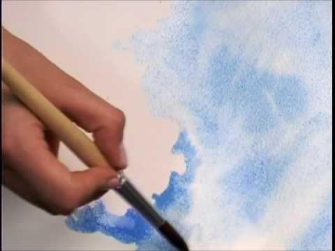 come dipingere un cielo