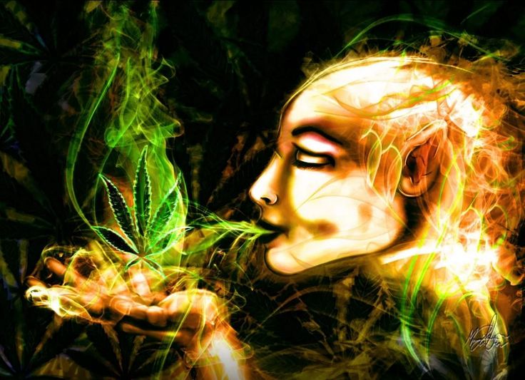 9 Reasons Why A Girl Who Smokes Weed Makes The Perfect Girlfriend | CannaSOS